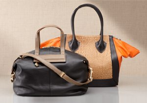 Up to 80% Off: Handbags