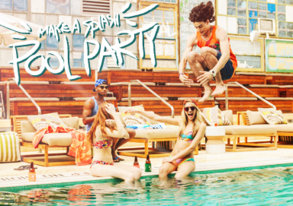 Shop Make a Splash: Pool Party Gear