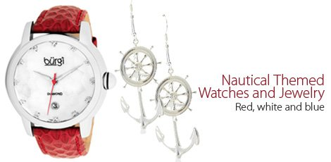 Nautical Themed Watches and more