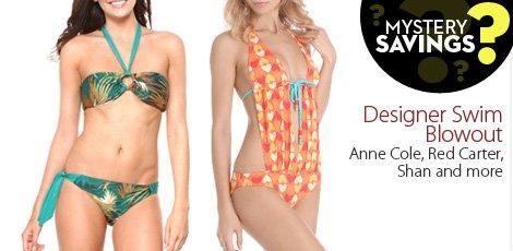 Designer Swim Blowout