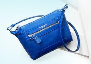 Color Shop: Blue Accessories