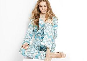 Sleep In Style: Robes & Pajamas