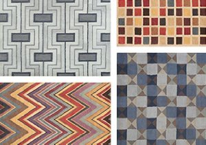 Mili Designs One-of-a-Kind Rugs