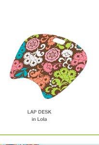 Lap Desk in Lola