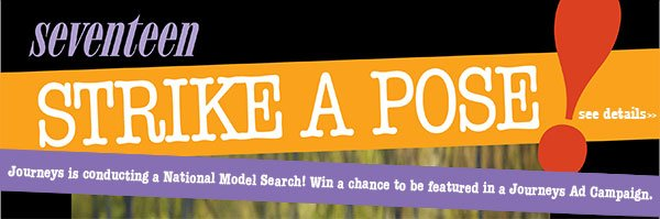 Enter our National Model Search!