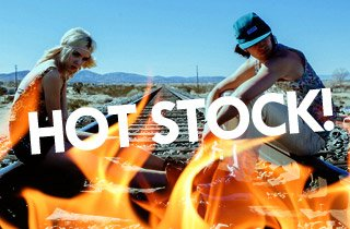 Hot Stock: Moving Quickly!