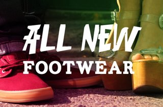 All New: Footwear