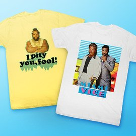 TV Classics: Kids' Tees