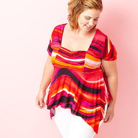 Wear With Flair: Plus-Size Apparel