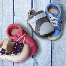 Little Kickers: Infant Shoes & Socks