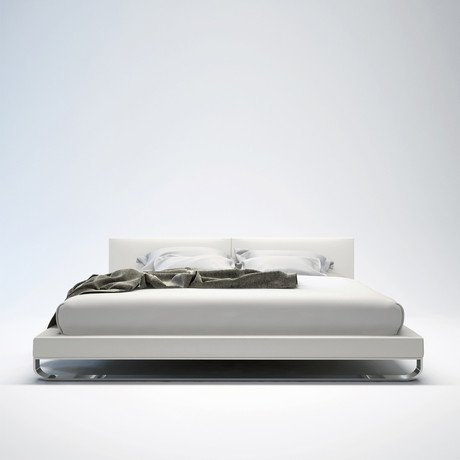 Chelsea Bed // White