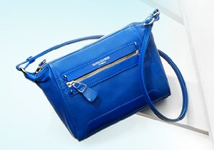 Color Shop: Blue Accessories