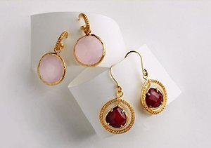 Captivating Gemstones: Coralia Leets Jewelry