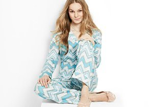 Sleep In Style: Robes & Pajamas