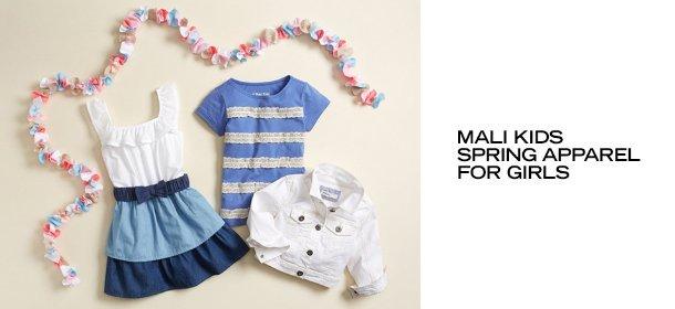 MALI: TOPS, BOTTOMS & DRESSES, Event Ends July 11, 9:00 AM PT >