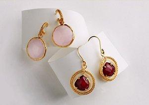 Captivating Gemstones: Coralia Leets Jewelry