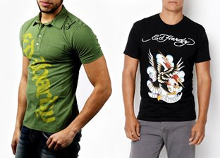 Ed Hardy & Christian Audigier Men's