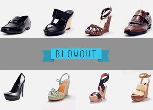 July 4th Shoes Blowout: Women's & Men's