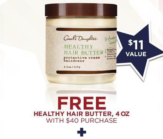 Healthy Hair Butter
