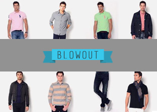 July 4th Designer Apparel Blowout For Him