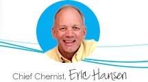 Chief Chemist. Eric Hansen