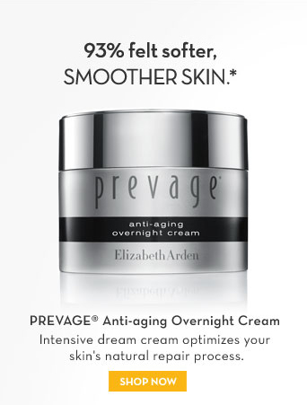93% felt softer, SMOOTHER SKIN.* PREVAGE® Anti-aging Overnight Cream. Intensive dream cream optimizes your skin's natural repair process. SHOP NOW.