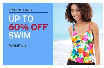 Shop Women's Sale Swimwear