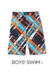 BOYS' SWIM ›