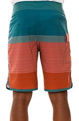 The Commander Trunks in Oasis Blue