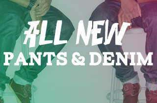 All New: Pants and Denim