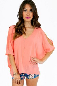 SLIT AND SLIDE BLOUSE 26