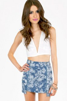 ON CLOUD NINE SKIRT 32