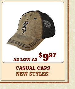 All Casual Caps on Sale