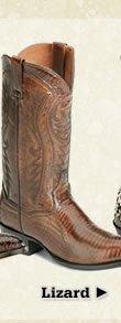 Lizard Boots on Sale