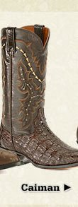 Caiman Boots on Sale