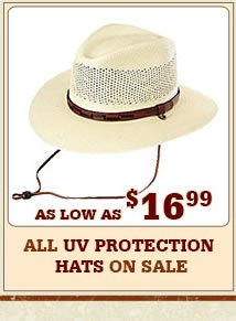 All UV Protection Hats on Sale
