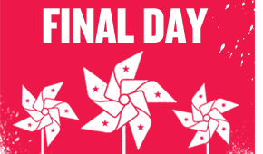 Final Day to Save