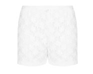Organza Flower Shorts