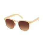 Pastel Flat Top Sunglasses