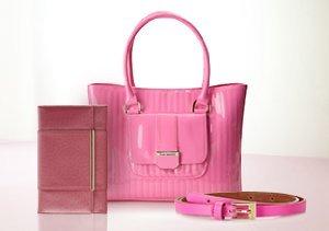Color Shop: Pink & Berry Accessories