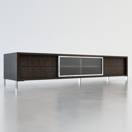 Lexington TV Stand // Wenge