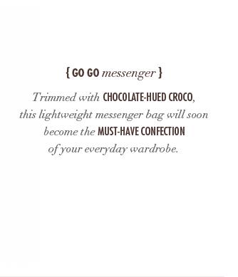 Go Go Messenger