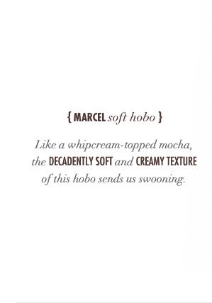 Marcel Soft Hobo
