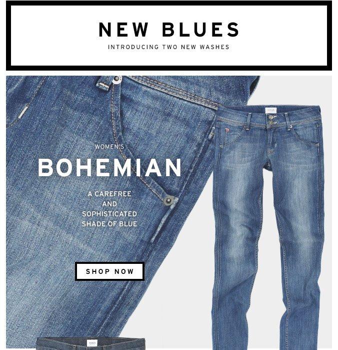 Women's Bohemian - Shop No2