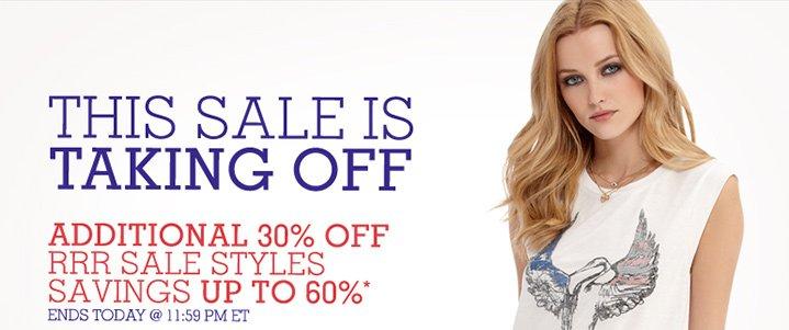 Shop Sale*