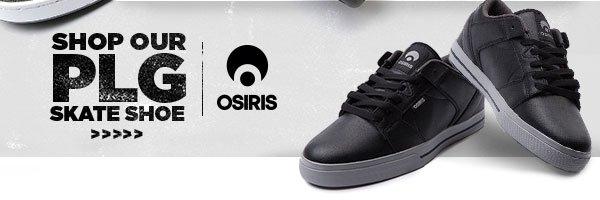 Checkout our Osiris PLG Vulc Skate shoe: