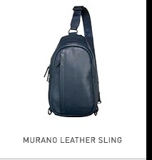 Murano Leather Sling - Shop now