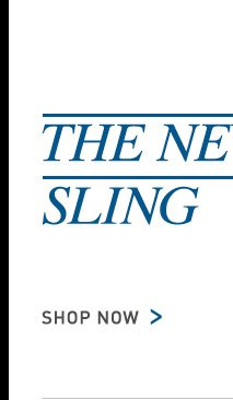 The New Sling - Shop Now