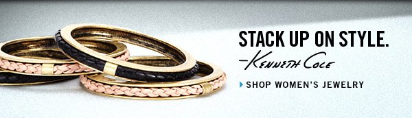 STACK UP ON STYLE - SHOP WOMEN'S JEWELRY