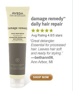 damage remedy daily hair repair. shop now.